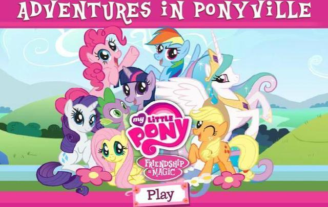 juegos my little pony